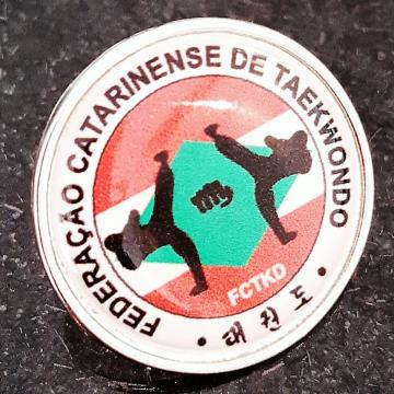 Pin (botton) da FCTKD