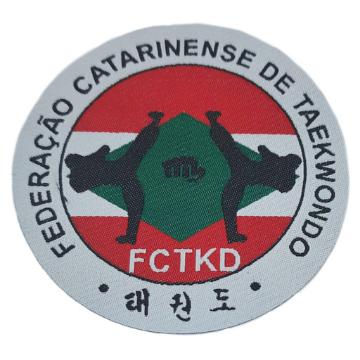 Patch Bordado FCTKD