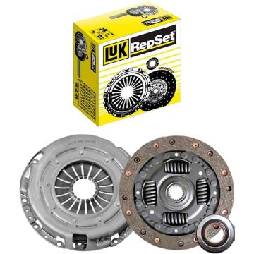 Kit Embreagem Vw Gol Saveiro Luk 620 3044 00 0