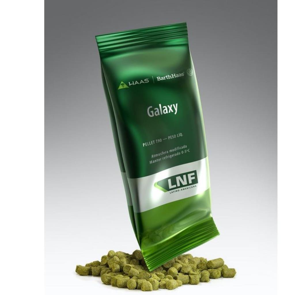 LÚPULO  GALAXY LNF 15,60% 50g