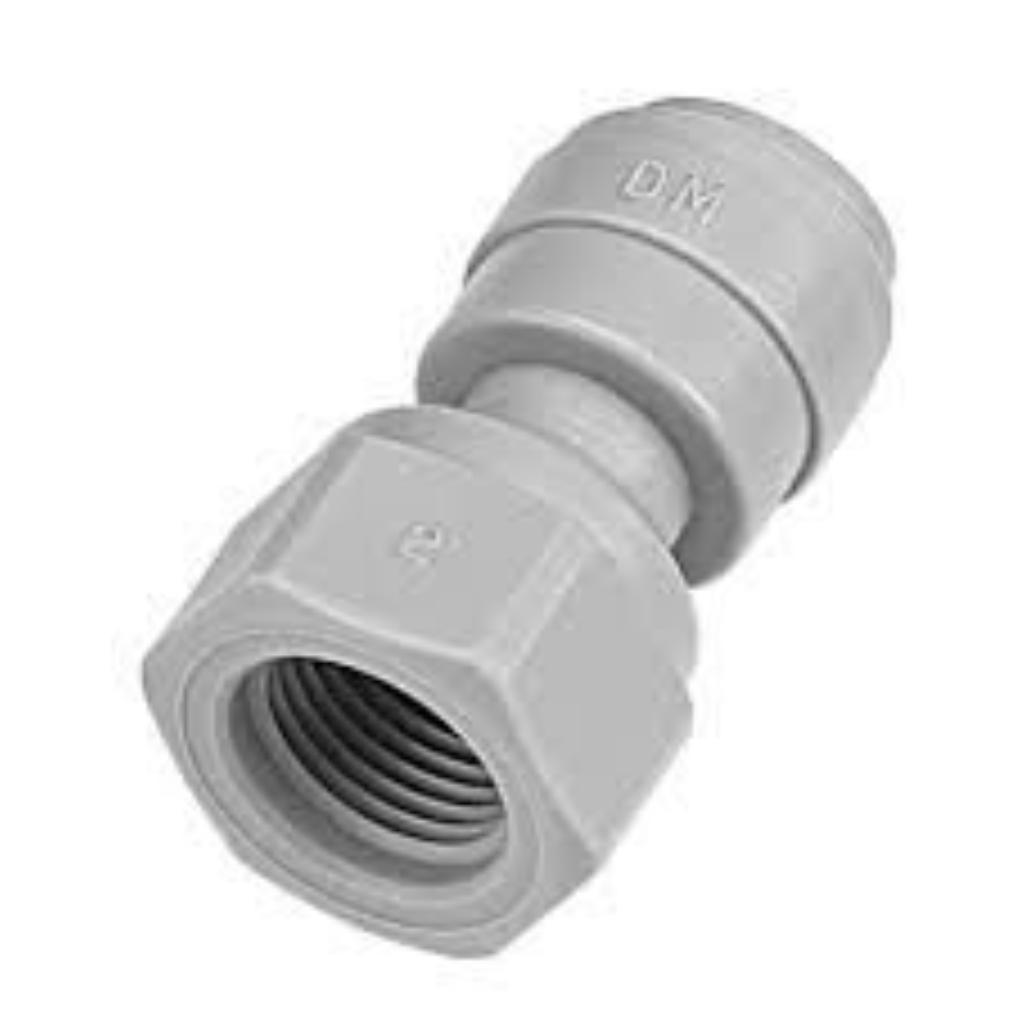 ENGATE RAPIDO FLUIDFIT HCF 3/8-UNF7/16-20G(Ball-Lock)