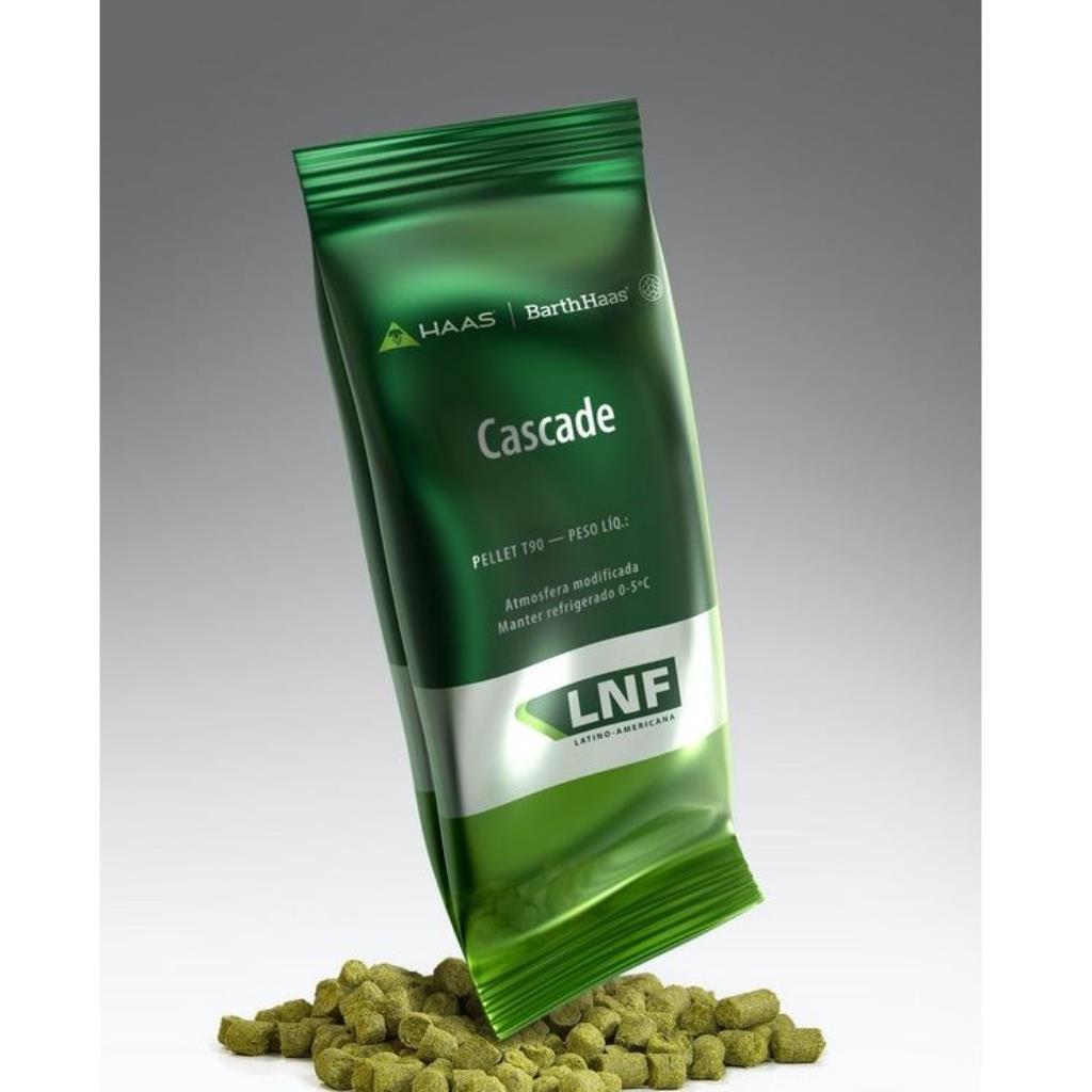LÚPULO CASCADE LNF 4,9% 50g
