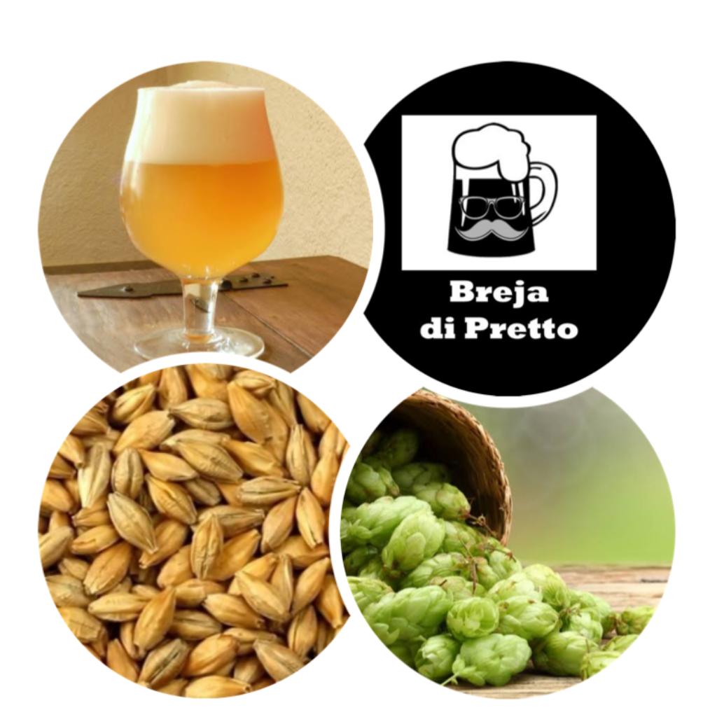 Receita Belgian Pale Ale 20Lts