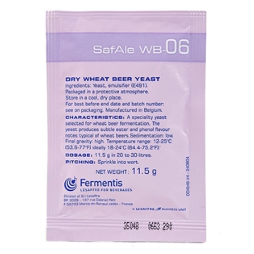 FERMENTO SafAle WB06  11.5G