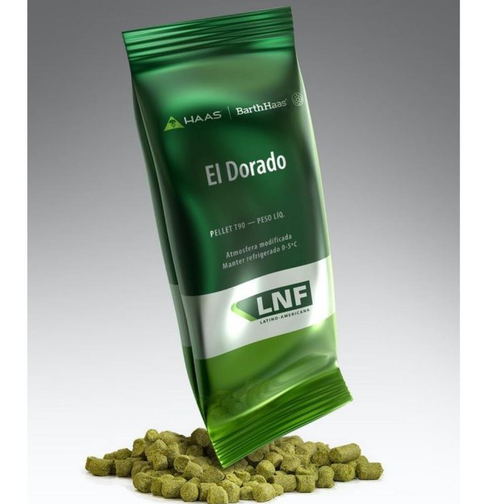 LÚPULO EL DORADO  LNF13,40% 50g