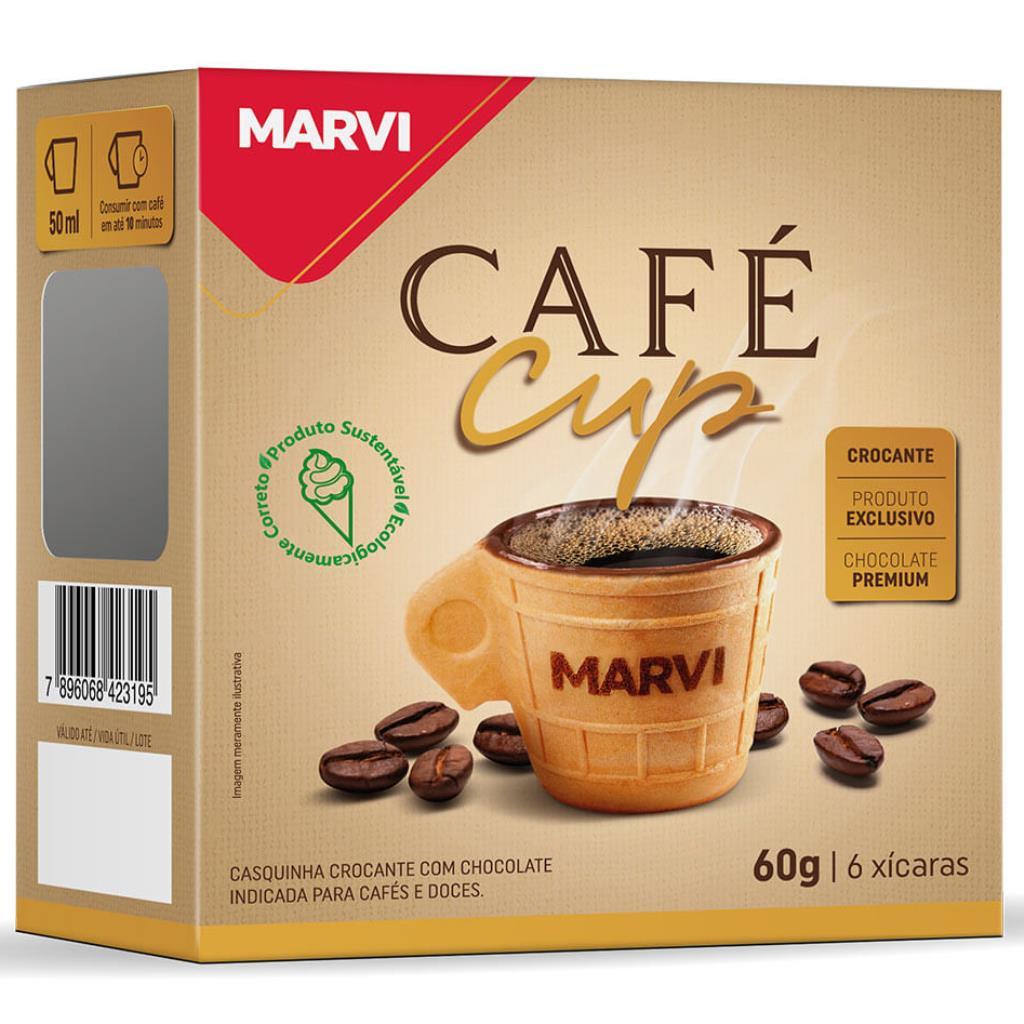 CASQUINHA CUP 50ML C6 84G - MARVI