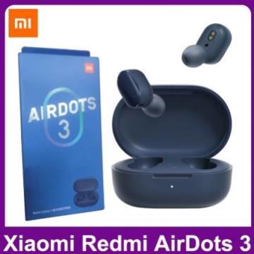 Headset Redmi AirDots 3 TWS; Xiaomi; Wireless; Bluetooth 5.2 Earphone Hybrid Vocalism Mi True Wireless