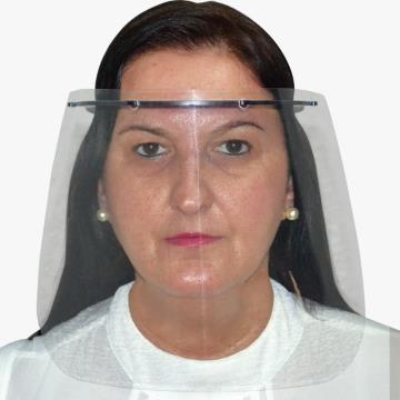 Protetor Facial Agir Face Shield Contra Fuidos Salivais e Nasais 10 Unidades