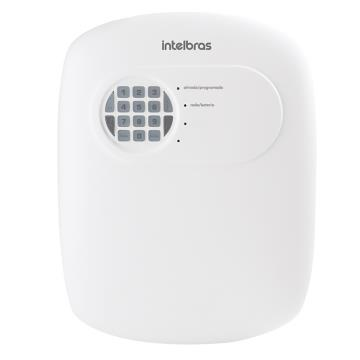 Central de Alarme Intelbras Anm 3004 St Não Monitorada Controle Remoto e Discadora