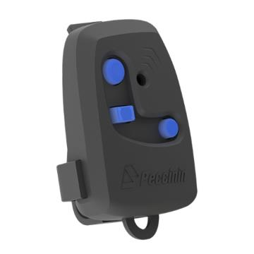 Controle Remoto Peccinin 433,92-mhz Digital Com Clip de Quebra Sol