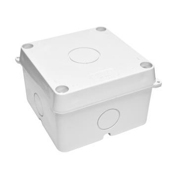 Caixa de Passagem Stilus Plastico IP-65 Parafuso de Fechamento 4 Unidades