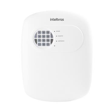 Central de Alarme Intelbras ANM 24 Net Não Monitorada Controle Remoto