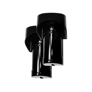 Sensor de Alarme JFL IRA 260 Barreira Até 60 metros Duplo Feixe Interno/Externo