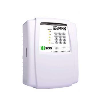 Fonte Carregadora Eletronico Digital Ipec Para Bateria Selada 13,8V 2A Flutuante