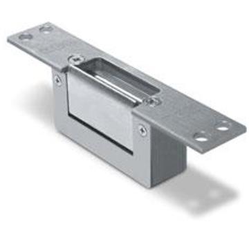 Fecho Eletrico HDL de Batente Fec-91 Cilindro Fixo Espelho Curto 12-V