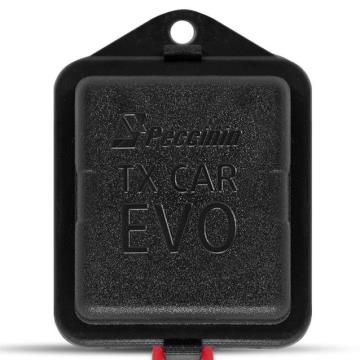 Controle Remoto Peccinin TX-CAR EVO 433,92-mhz Farol do Carro
