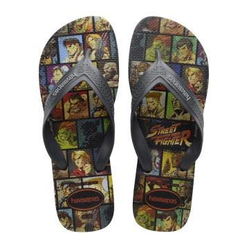 Havaianas Masc Top Max Street Fighter