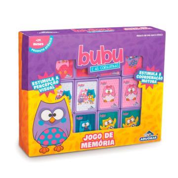 Jogo da Memória - Bubu e as Corujinhas