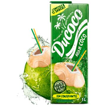 Água de Coco Ducoco 1LT