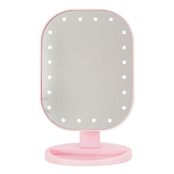 Espelho Led e Porta Bijoux - Florescer