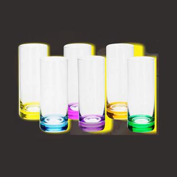 Conjunto de Copos Long Drink Neon Colors