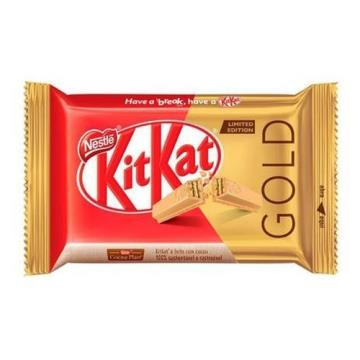 Chocolate Nestlé Kit Kat Gold 41,5GR