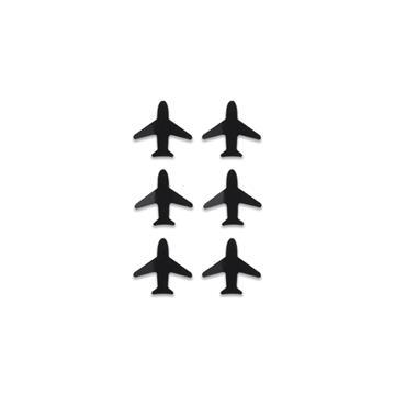 Imã de Geladeira ou Painel - Avião Pequeno