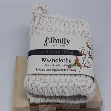 Washcloths - Quadrado Simples