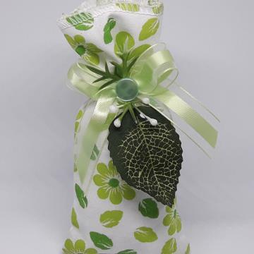 Sachê Perfumado Verde