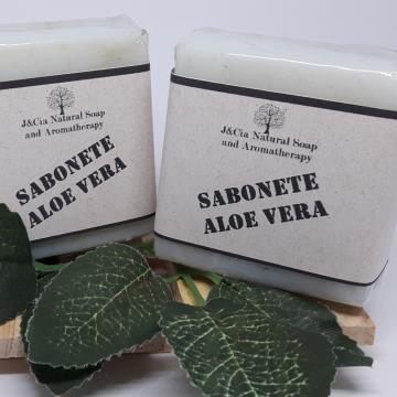 Sabonete de Aloe Vera