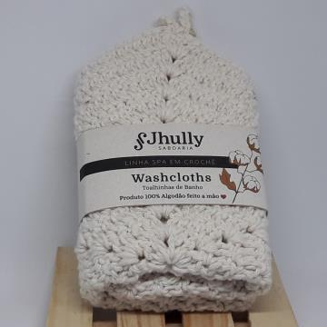 Wahscloths - Toalha de Banho Hexagonal