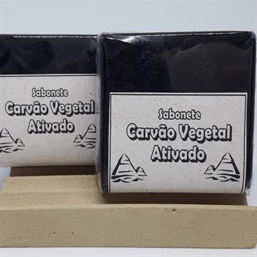 Sabonete de Carvão Vegetal Ativado