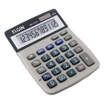 Calculadora Eletrônica Elgin MV4122
