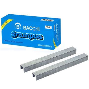 Grampo Galvanizado Bacchi 23/10 CX 5000 un