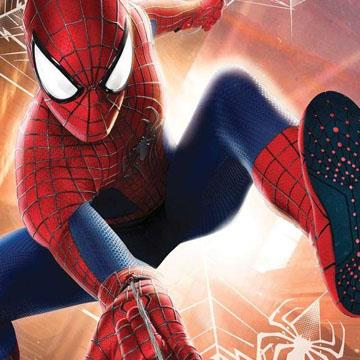 Caderno Universitário Foroni Spiderman 3 - 12 matérias 240 folhas 200x275