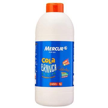 Cola Branca Escolar Mercur 1kg