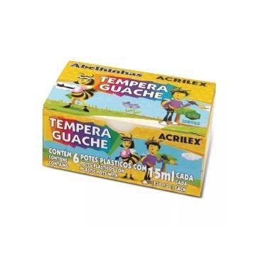 Tempera Guache 15ml (c/6un)