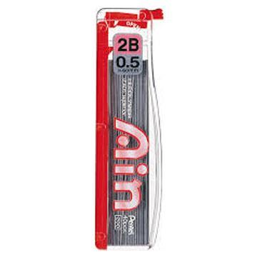 Grafite 05mm 2B Pentel Ain C255-2B