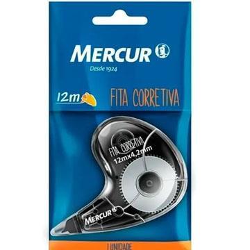 Fita corretiva Mercur 4,2mmx12m