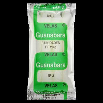 Vela Guanabara nº 03 28g