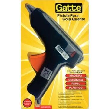 Pistola para cola quente 40w 127-220v Gatte ou Futuro Brasil
