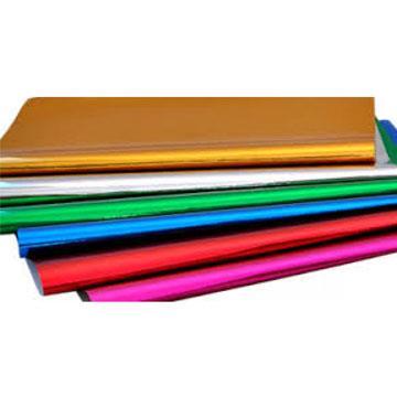 Papel Laminado 48x60 cores (folha)