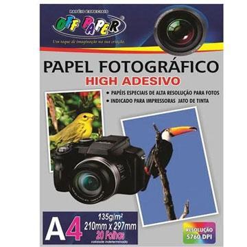 Impressão de Fotografia (papel fotográfico)