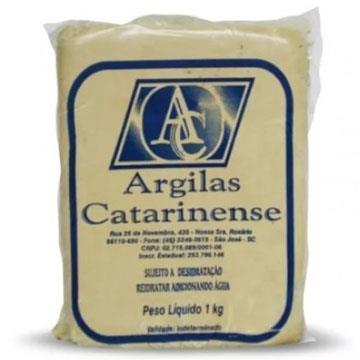 Argila Catarinense 1kg