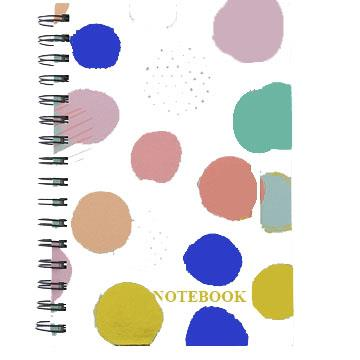 Caderneta Pautada Notebook Mix Full 15x21