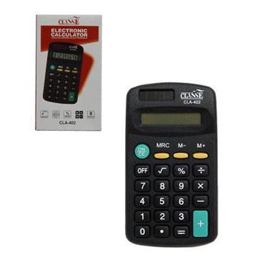 Calculadora Eletrônica de Bolso Classe CLA-402