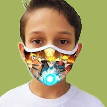 Máscara de Tecido Infantil