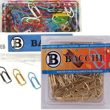 Clips nº 05 Bacchi Colorido ou Dourado