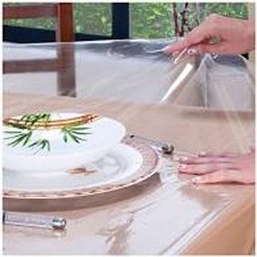Plástico para proteção de mesa 15mm 1,40 largura