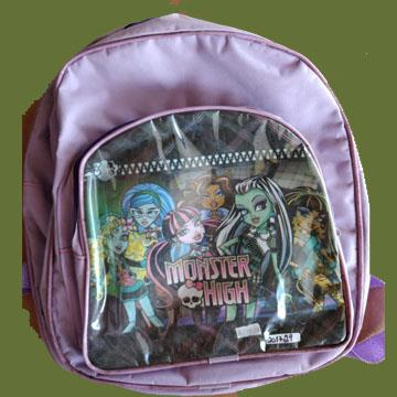 Mochila Monster High 2830x37x9